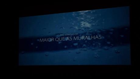 Pré-estreia do clipe