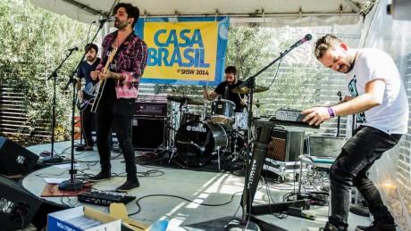 SXSW 2014 - Casa Brasil, Austin (TX)