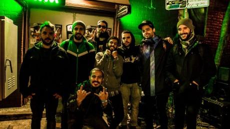 SXSW 2014 - Metal & Lace, Austin (TX)