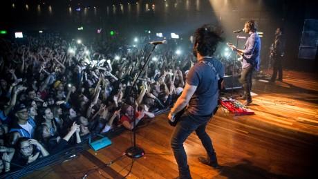 São Paulo - 15 Anos Ao Vivo - Audio Club