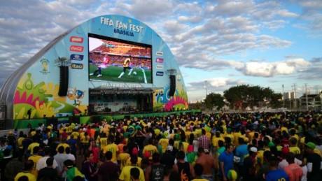 FIFA FAN FEST DE BRASÍLIA (DF)